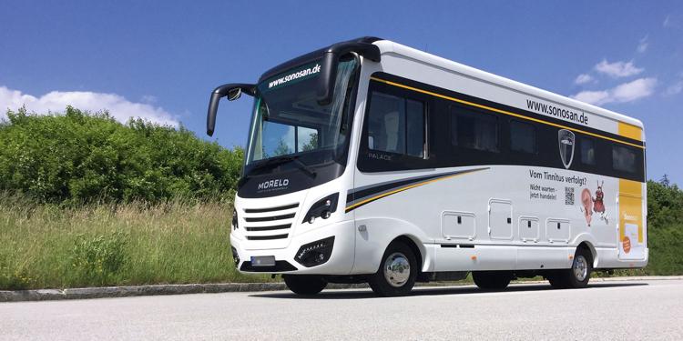 Sonosan Tourbus