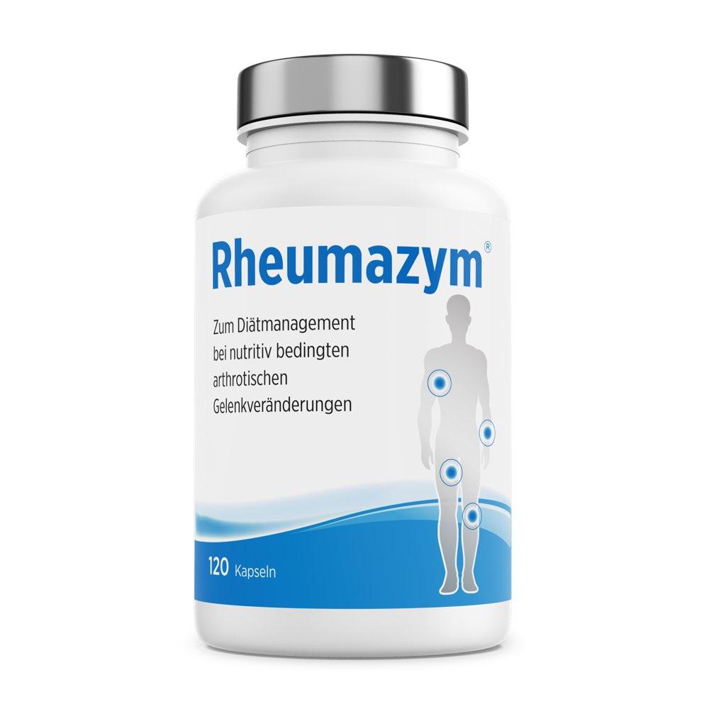 Rheumazym - Stark gegen Arthrose